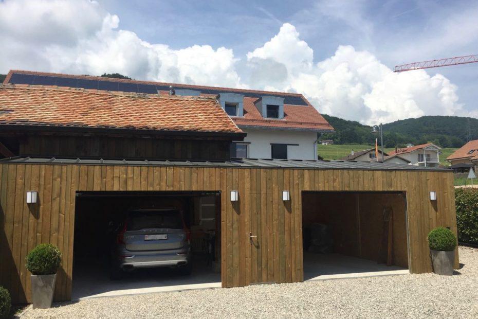 Garage, bâtiment classé