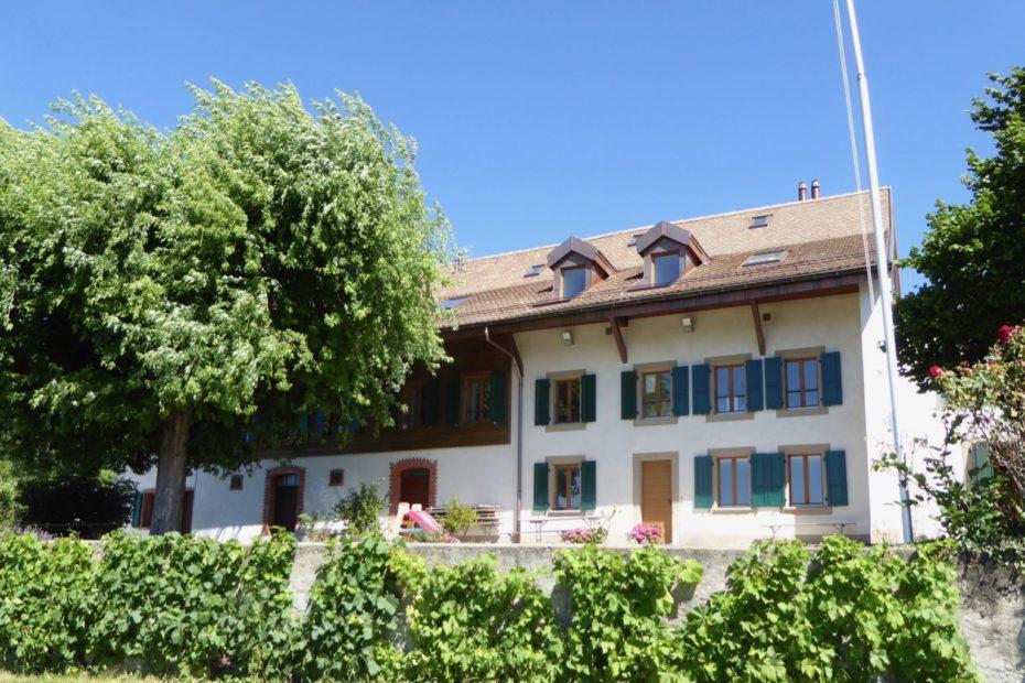 Domaine de Bellevue, Mont-sur-Rolle